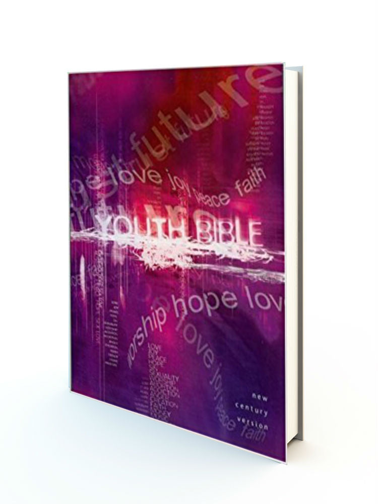 Youth Bible: Purple Cover - NCV - Redemption Store
