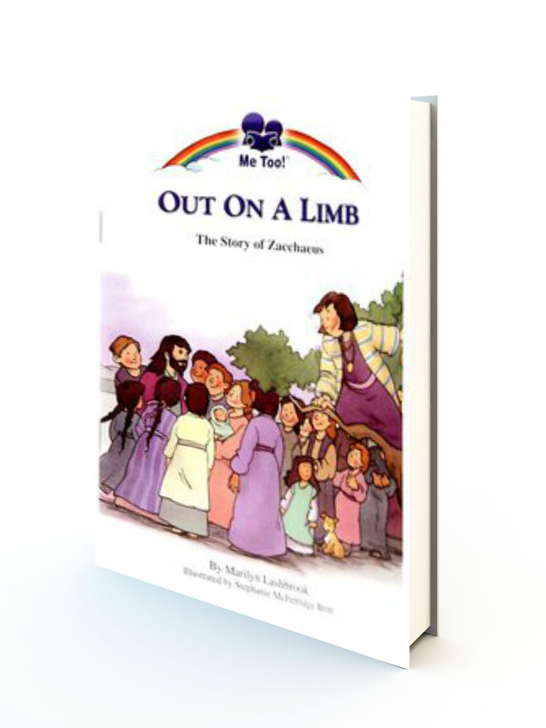 OUT ON A LIMB - THE STORY OF ZACCHAEUS - Redemption Store