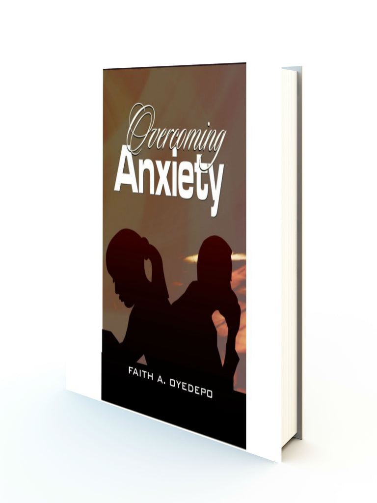Overcoming Anxiety - Redemption Store