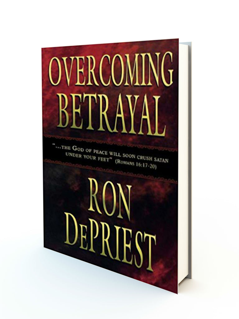 Overcoming Betrayal - Redemption Store