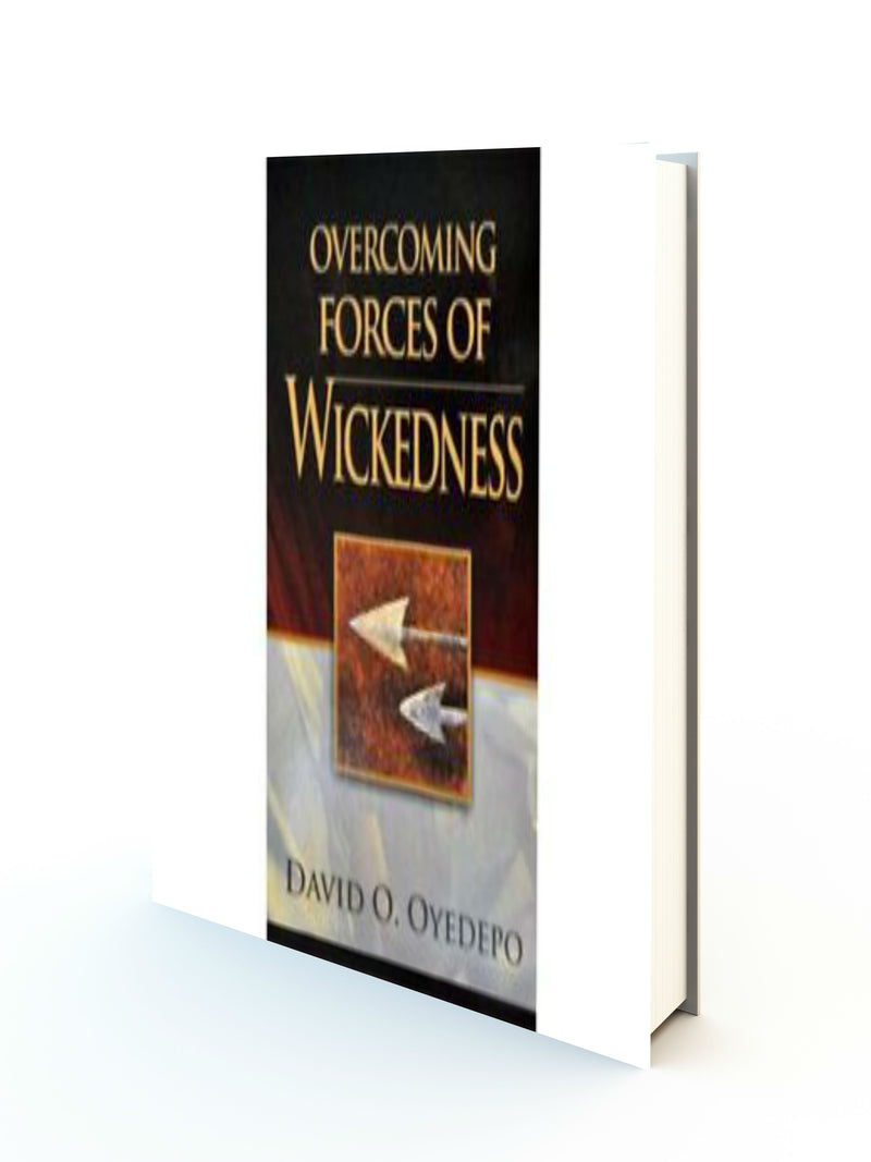 Overcoming Forces Of Wickedness - Redemption Store