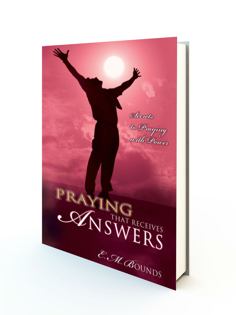 Praying That Receives Answers - Redemption Store
