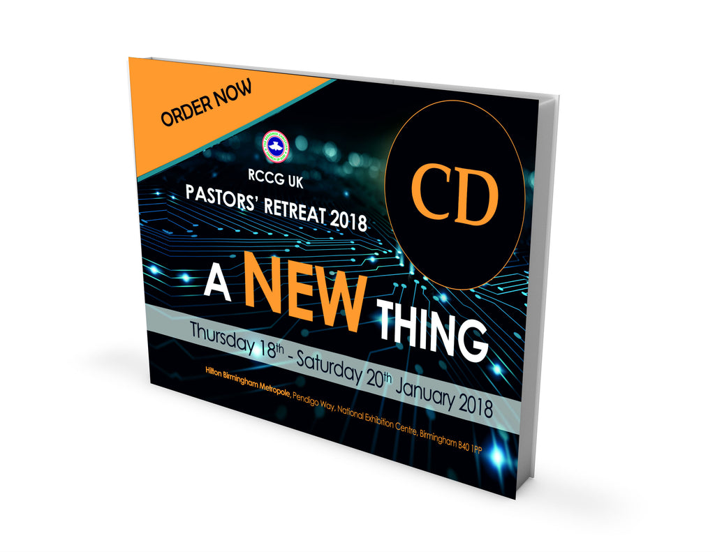 PASTORS' RETREAT JANUARY 2018 - CD Audio - Redemption Store