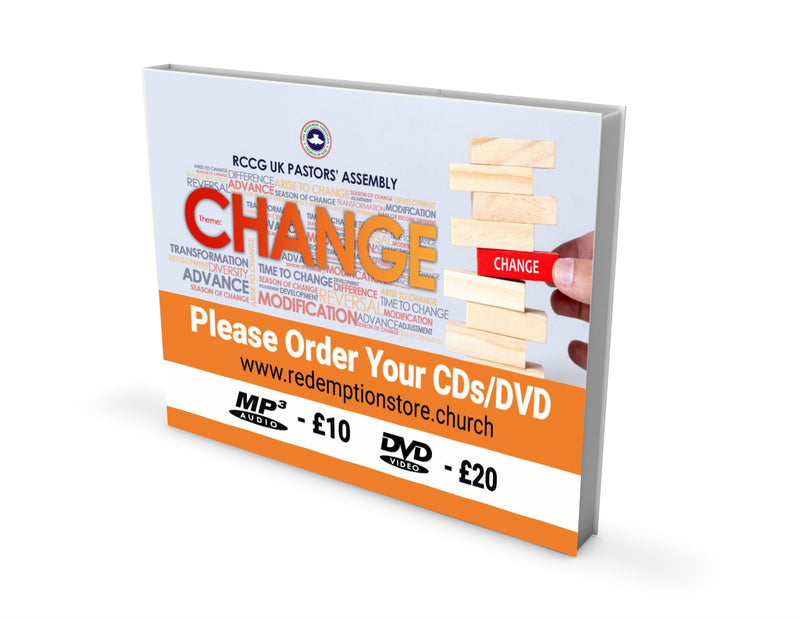 Pastors' Assembly DVD - Redemption Store