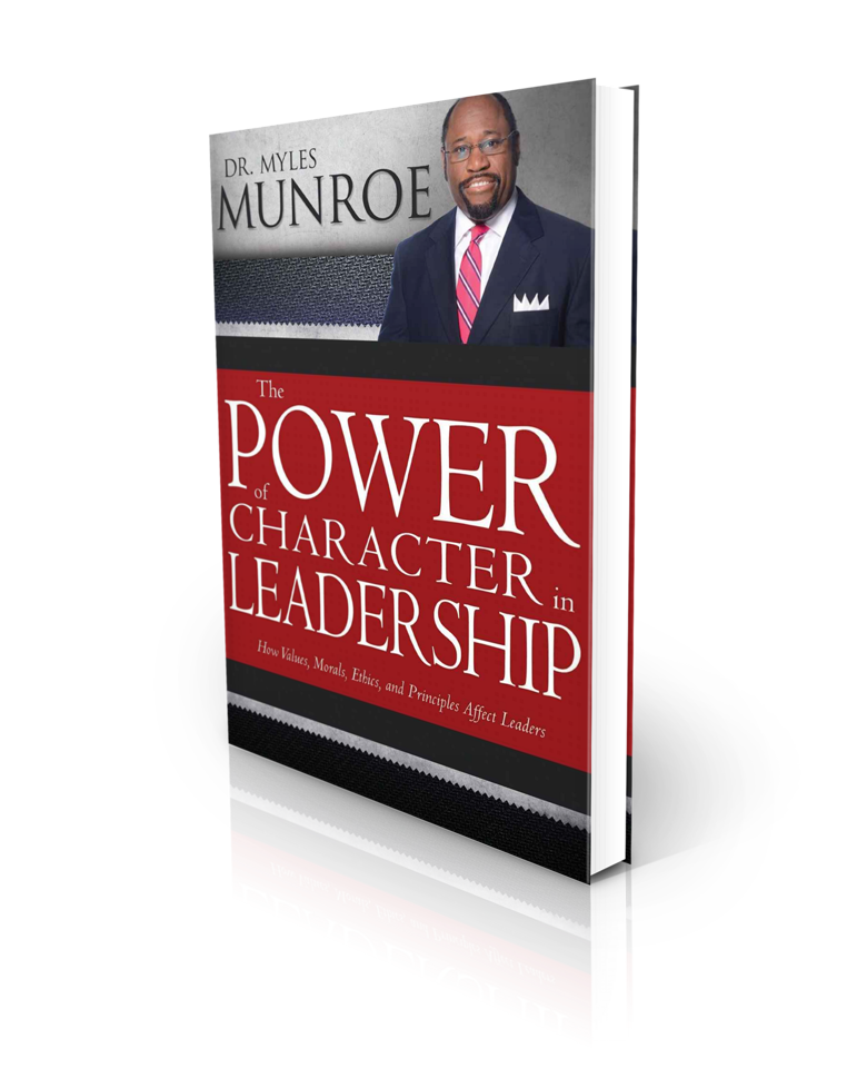 Power of Character In Leadership PB