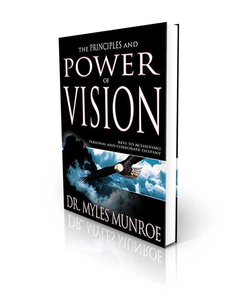The Principles And Power Of Vision - Redemption Store