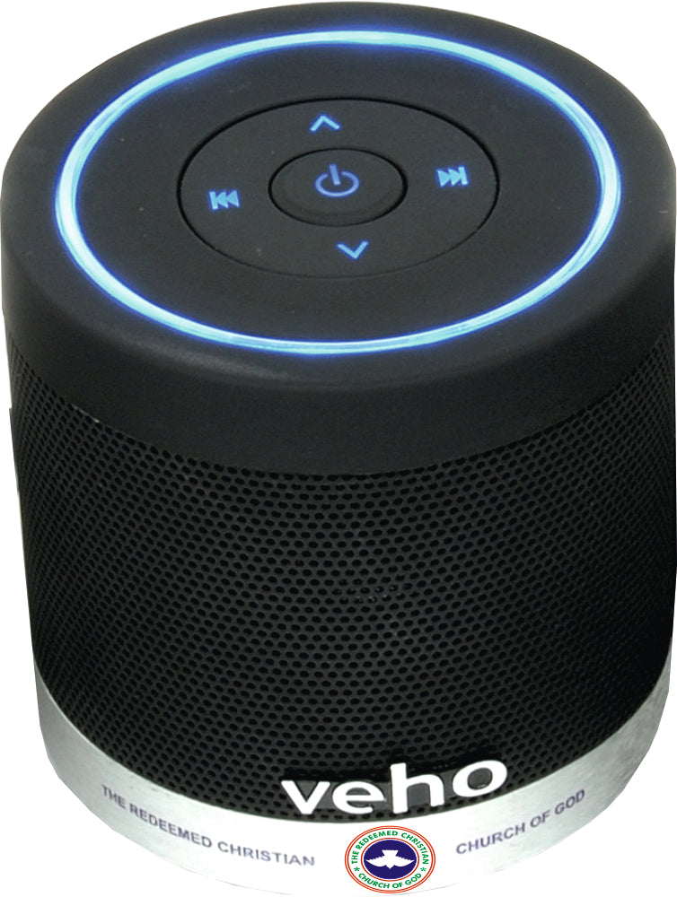 RCCG Bluetooth Speaker with Inspirational Audio Content