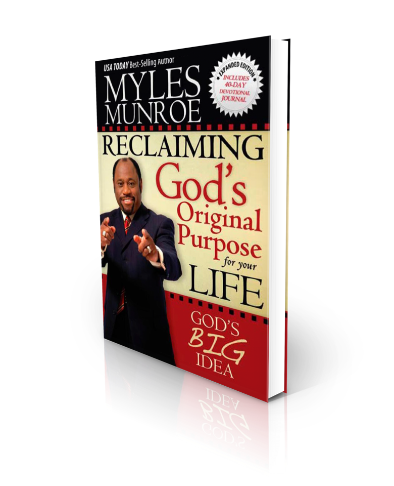 Reclaiming God's Original Purpose For Your Life - Redemption Store