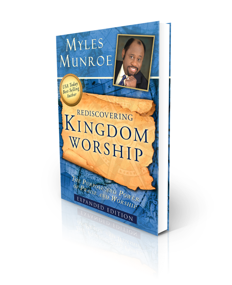 Rediscovering Kingdom Worship - Redemption Store