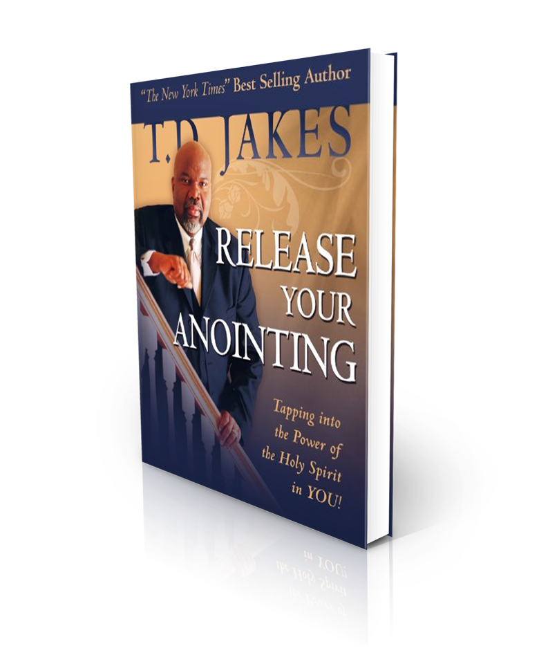 Release Your Anointing - Redemption Store