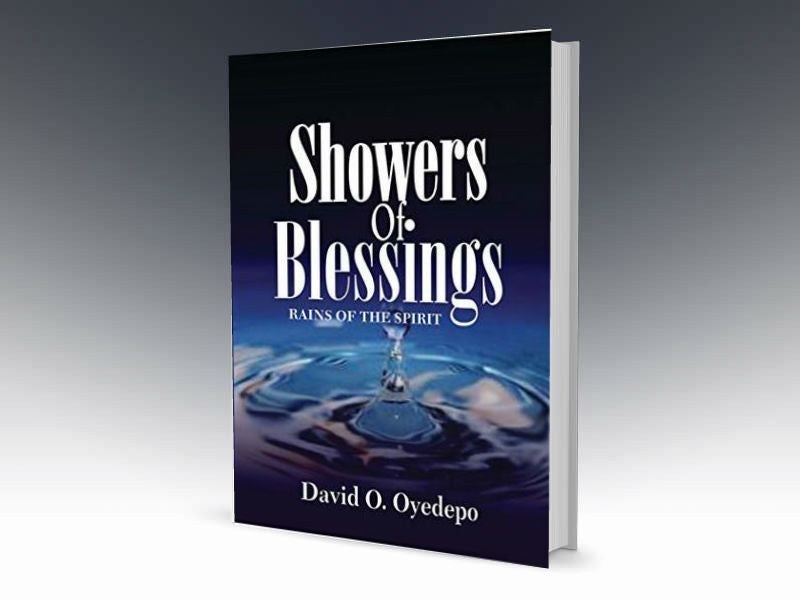 Showers Of Blessings - Redemption Store