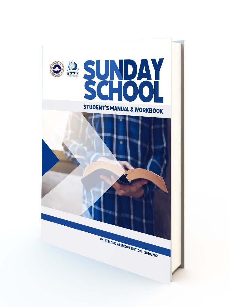 Sunday School Student's Manual + Workbook 2020/21 Edition