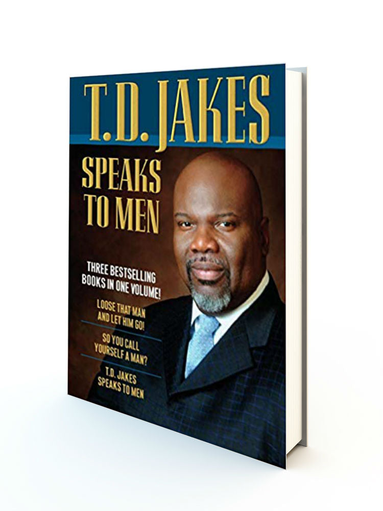 T. D. Jakes Speaks To Men - Redemption Store