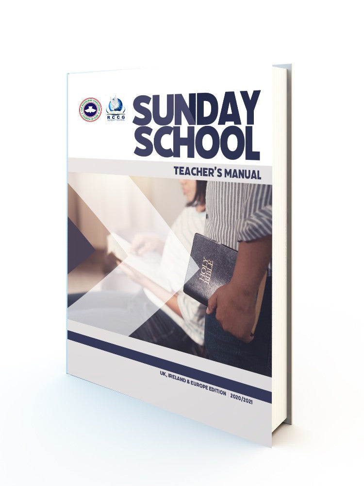 Sunday School Teacher's Manual - 2020/21 Edition