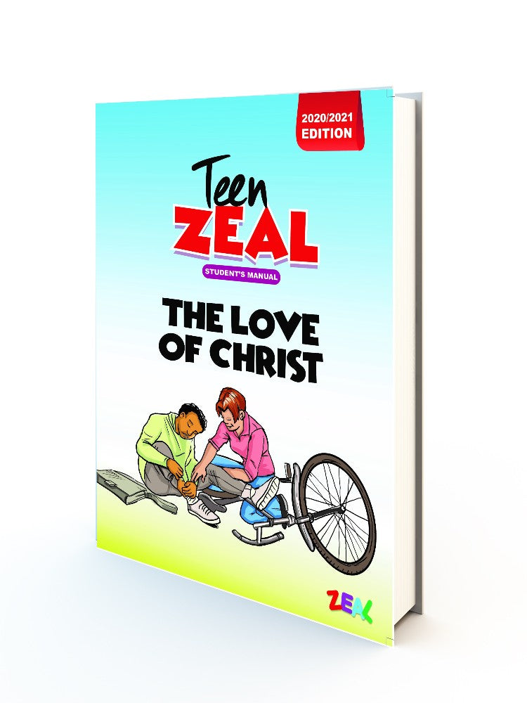 TEEN ZEAL 13-19 Years (Activity Book 2020-2021 Edition)