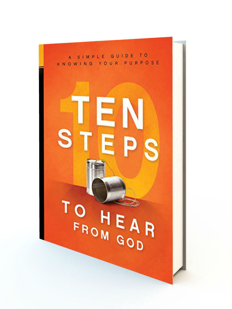 Ten Steps To Hear From God: A Simple Guide to Knowing Your Purpose - Redemption Store