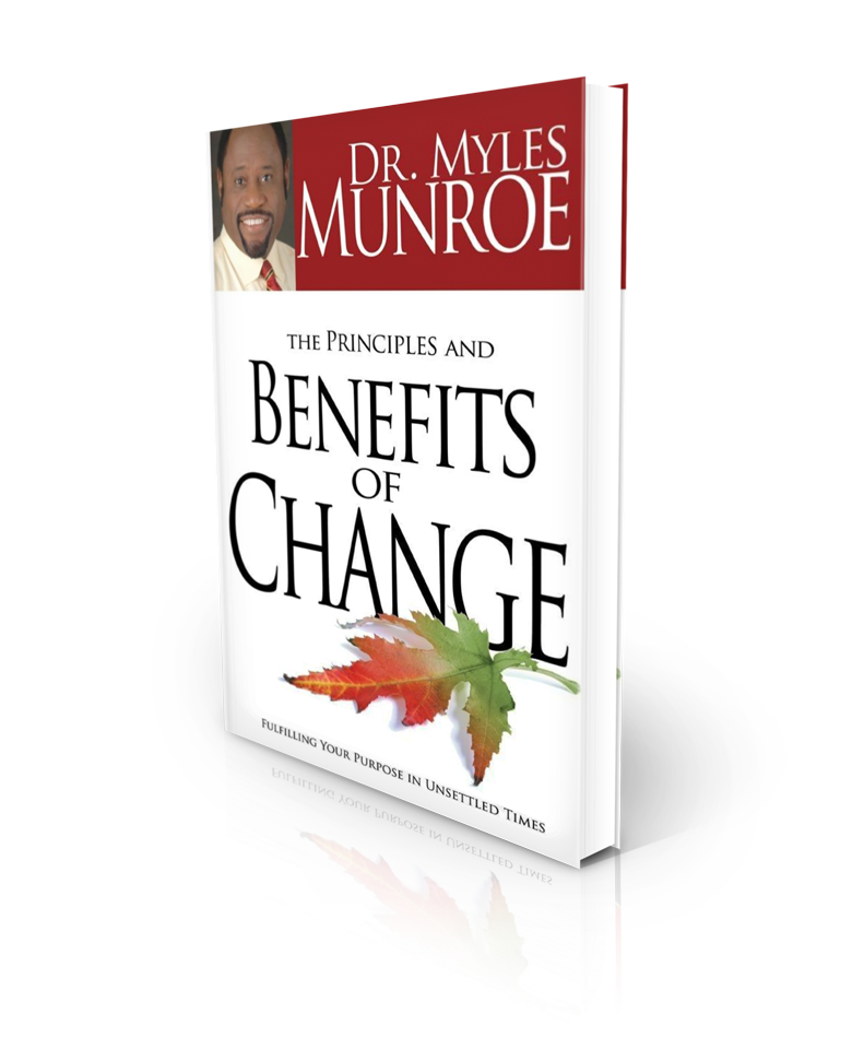 The Principles And Benefits Of Change - Redemption Store