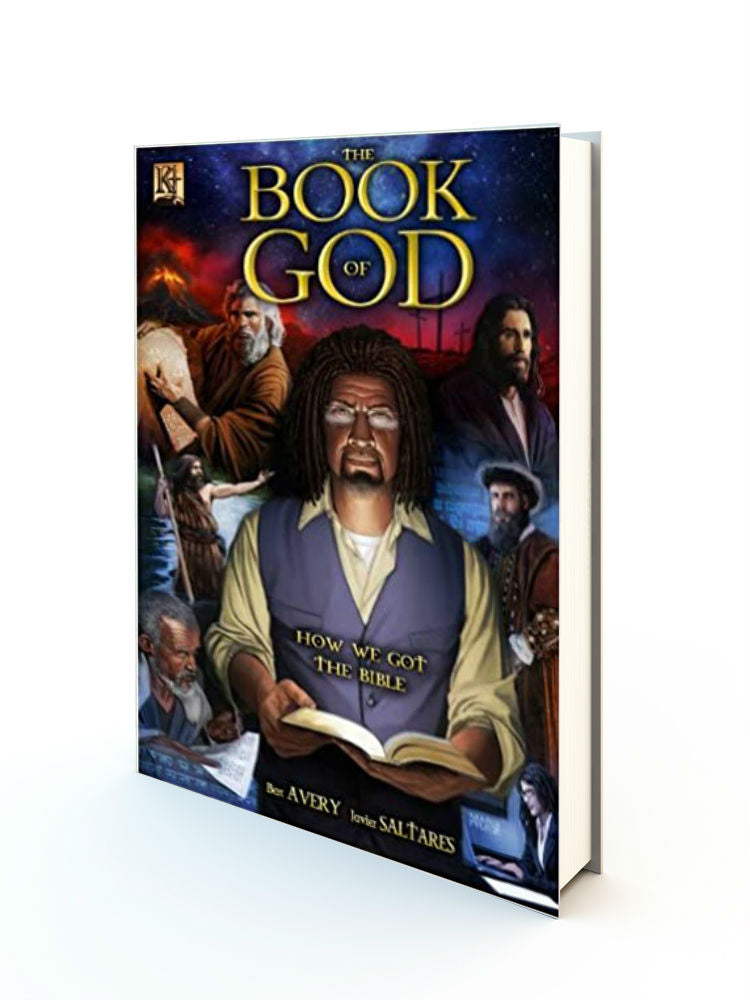 The Book of God: How We God The Bible - Redemption Store
