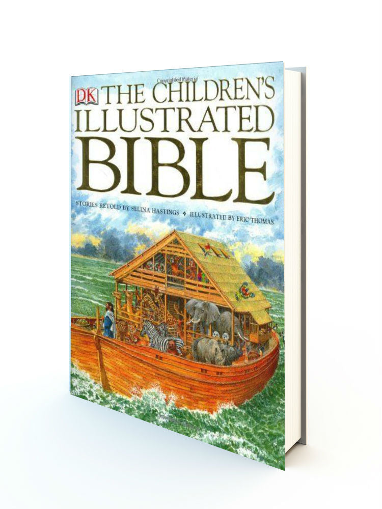 The Children's Illustrated Bible - Redemption Store