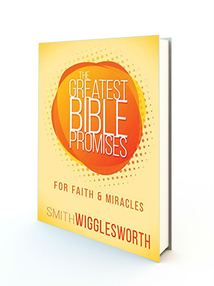 The Greatest Bible Promises for Faith and Miracles - Redemption Store