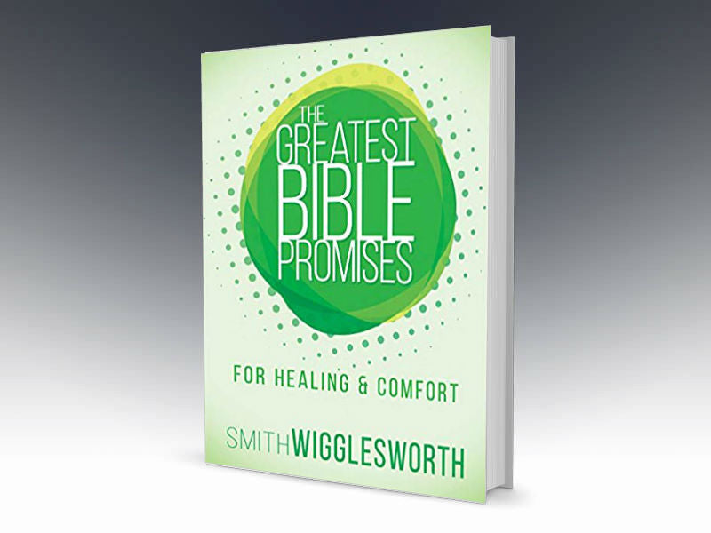 The Greatest Bible Promises for Healing and Comfort - Redemption Store