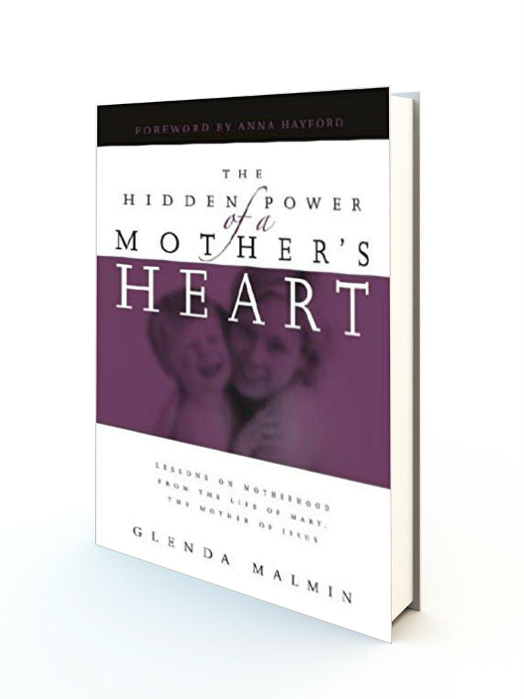 The Hidden Power of a Mother's Heart: Lessons on Motherhood from the Life of Mary, Mother of Jesus - Redemption Store