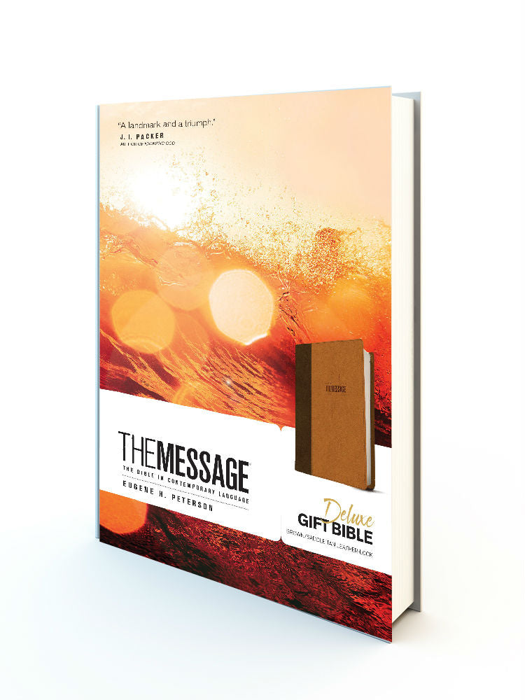The Message Deluxe Gift Bible - Redemption Store