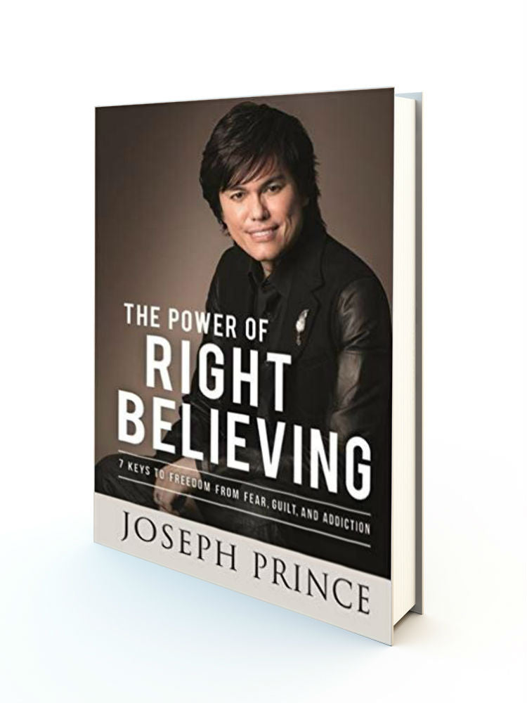 The Power Of Right Believing - Redemption Store