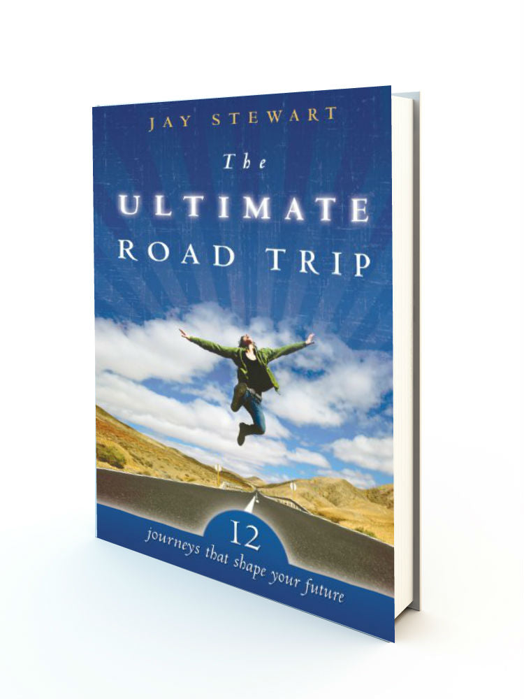 The Ultimate Road Trip: 12 Journeys that Shape Your Future - Redemption Store