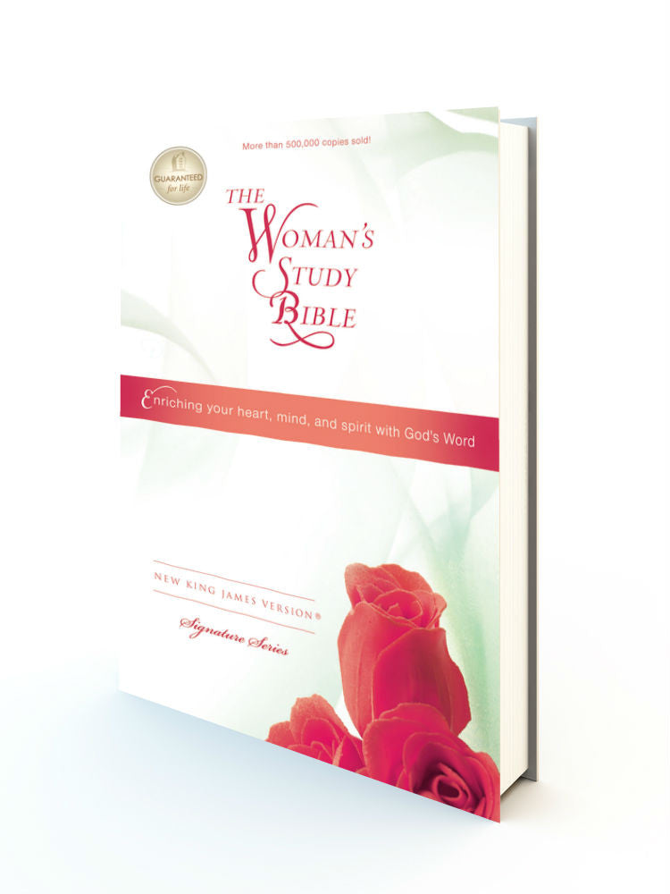 The Woman's Study Bible NKJV