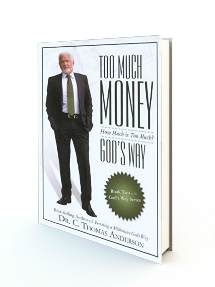 Too Much Money God's Way: How Much Is Too Much? - Redemption Store