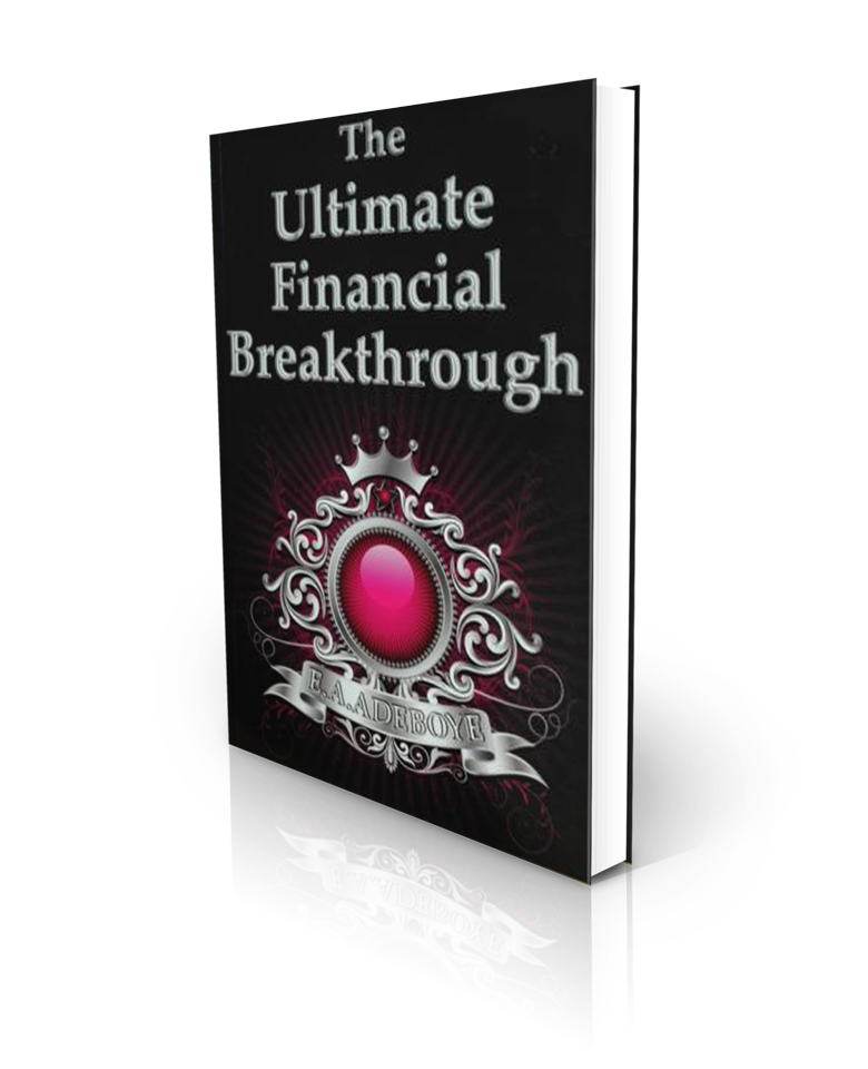 Ultimate Financial Breakthrough (E-book) - Redemption Store