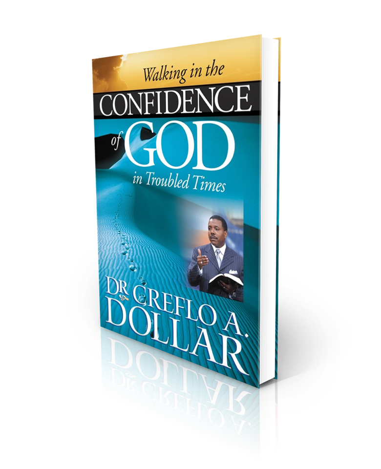 Walking In The Confidence Of God In Trouble Times - Redemption Store