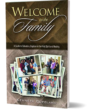 Welcome to the Family Pamphlet - Redemption Store