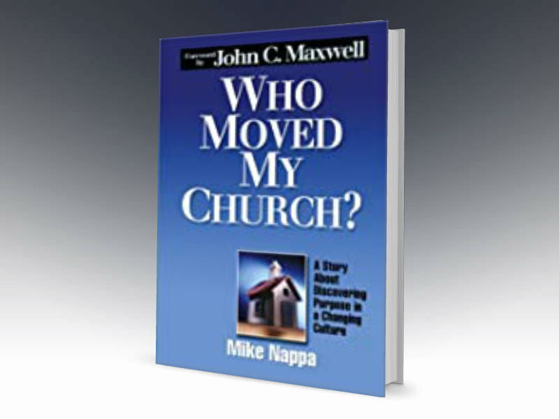 Who Moved My Church? - Redemption Store
