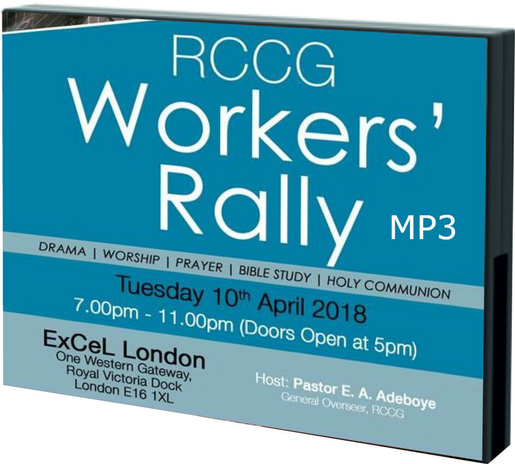 Workers' Rally April 2018 (MP3 Download) - Redemption Store