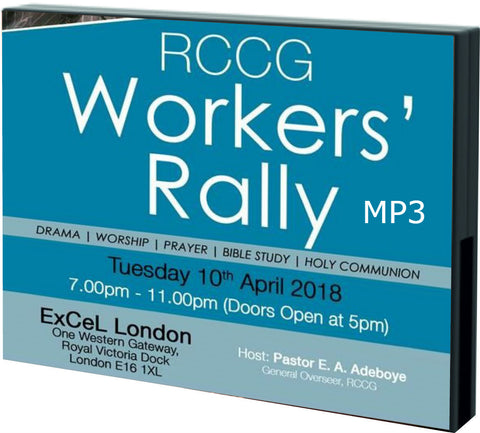 Workers' Rally April 2018 (MP3 Download)