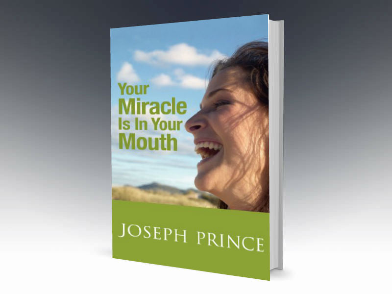 Your Miracle Is In Your Mouth - Redemption Store