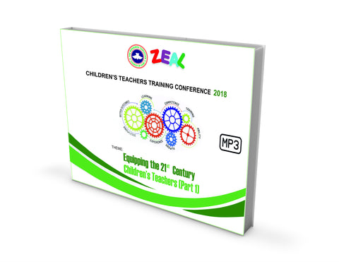 0.2 Children's Teachers Training Conference MP3-All Sessions