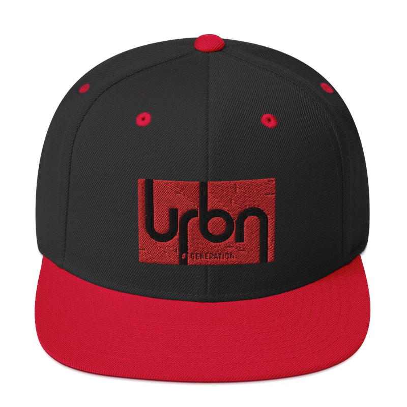 Mace Clothing - Urbn Generation Snapback Hat - Redemption Store