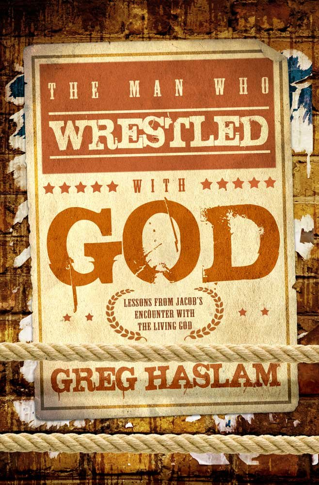 The Man Who Wrestled With God - Redemption Store