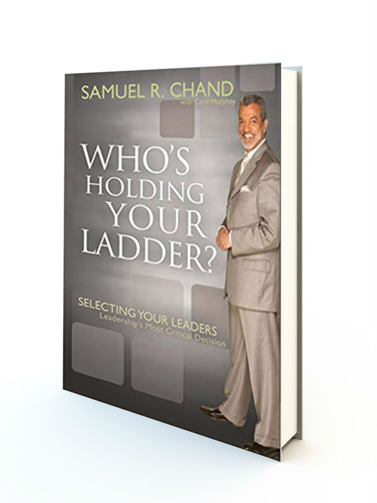 Who's Holding Your Ladder? - Redemption Store