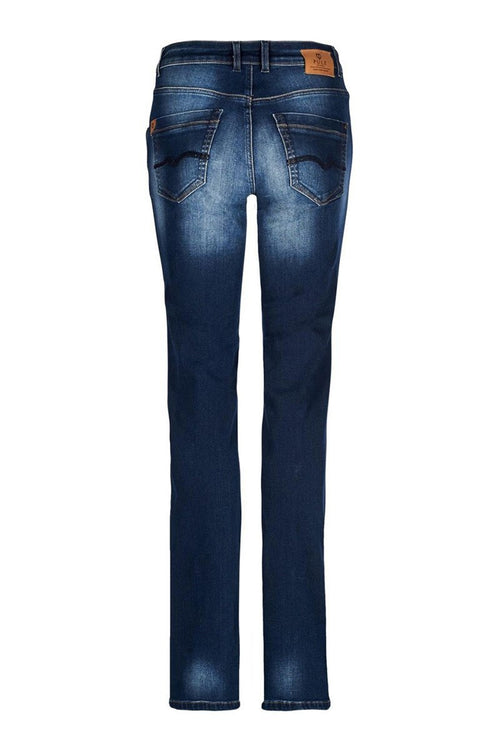 Pulz Jeans Tenna High Waist Classic Straight Leg