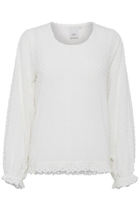 Ichi Bekka Cream Blouse