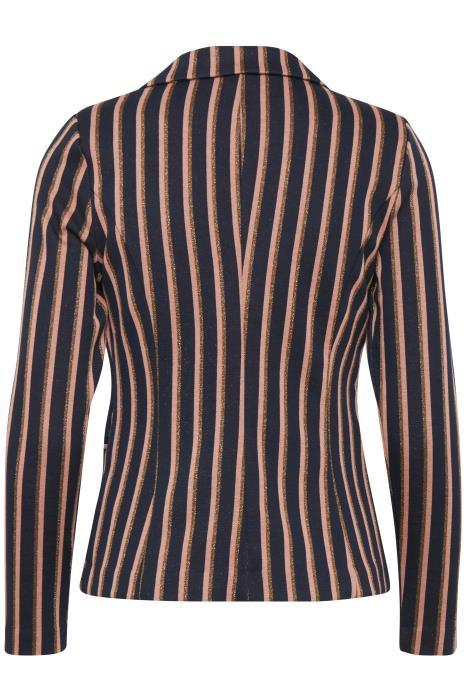 Ichi Spring Striped Blazer