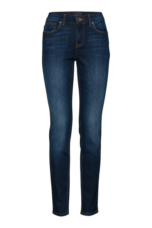 Pulz Jeans High Waisted Mia Skinny Jean