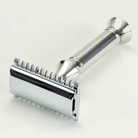"Giesen & Forsthoff ""Timor"" double edge safety razor - No More Beard"