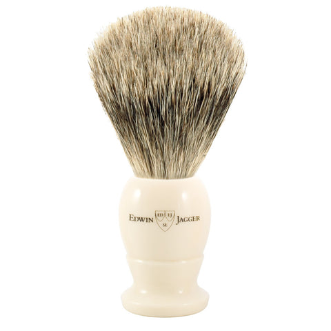 Edwin Jagger Best Badger Shaving Brush - No More Beard