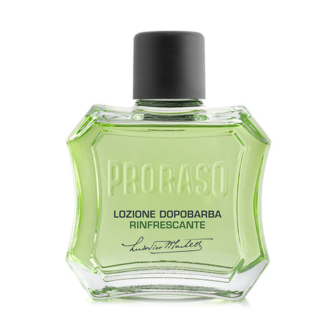Proraso Aftershave - Grün - No More Beard