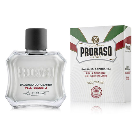 Proraso After Shave Balsam sensitive - Weiss - No More Beard